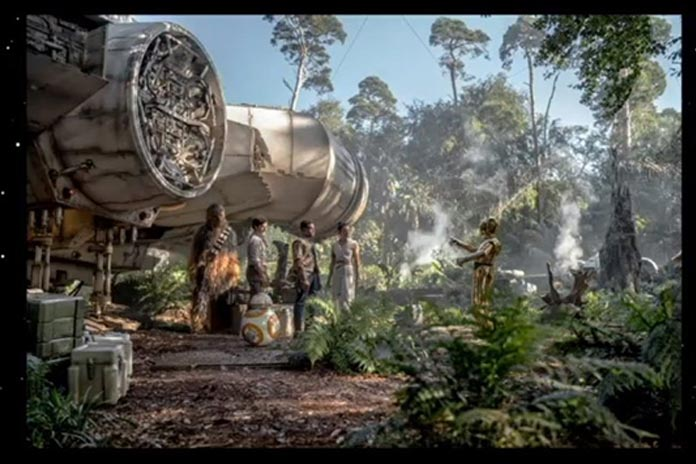 Primera imagen oficial del Episodio IX de Star Wars